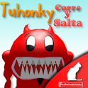 Tuhonky Run and Jump 2D Free icon