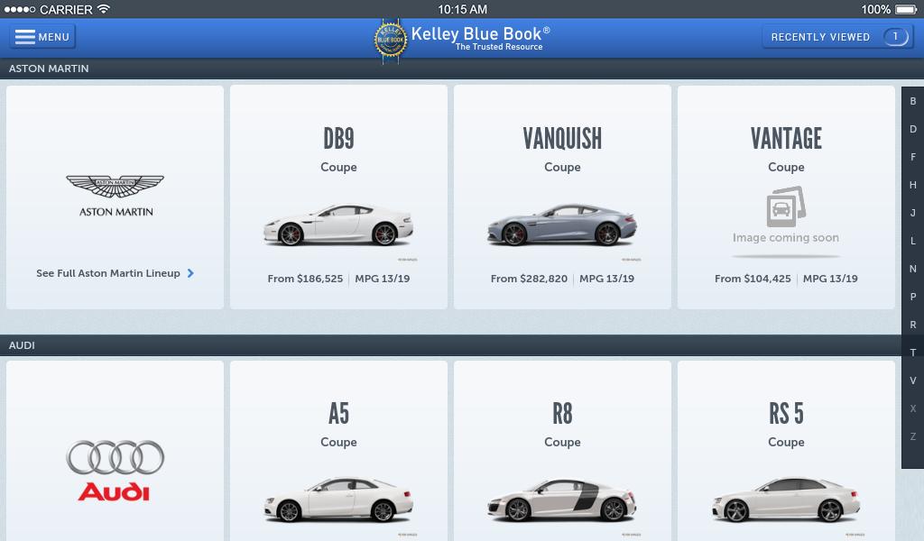 Kbb Com Cars Value >> Kbb Com Car Prices Reviews Revenue Download Estimates