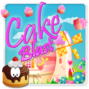 Cake Blast for PC and MAC