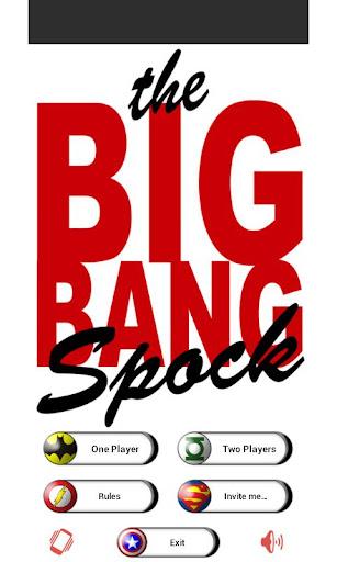 The BigBang Spock