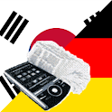 Korean German Dictionary icon