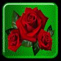 Roses Fond d'écran animé