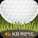 KB 골프 logo