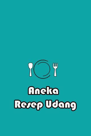 Aneka Resep Olahan Udang