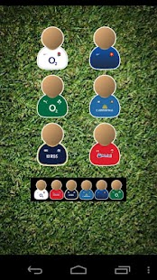 6 Nations Trivia - screenshot thumbnail