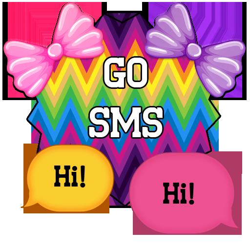 GO SMS - SCS131 個人化 App LOGO-APP試玩