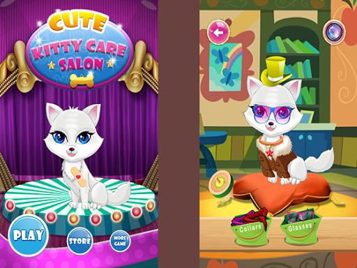 kitty貓寵物醫生裝扮