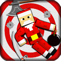 Kick The Santa Steve Buddy 3D icon