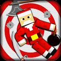 Kick The Santa Steve Buddy 3D icon