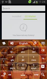 紅頭髮鍵盤|玩個人化App免費|玩APPs