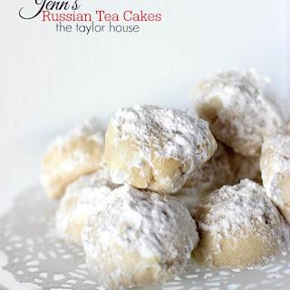 Jenn's Russian Tea Cakes