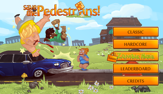 Save the Pedestrians- screenshot thumbnail