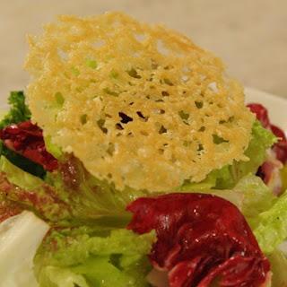 Parmigiano-Reggiano Crisps.