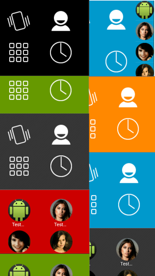 Call Handling Pro - SmartWatch- screenshot