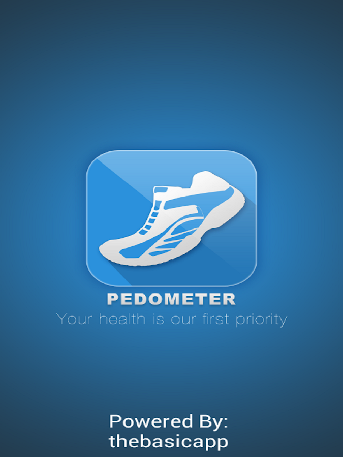 Easy Pedometer- screenshot