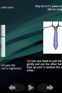To tie a tie and a bow. Lite - screenshot thumbnail