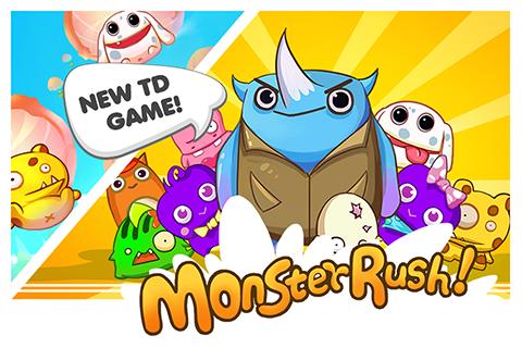 Monster Rush: Invasion