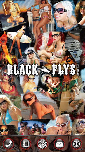 BLACK FLYS-GIRLS Theme