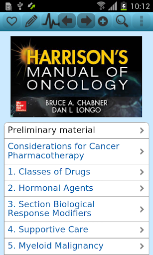 Harrisons Manual of Oncology2