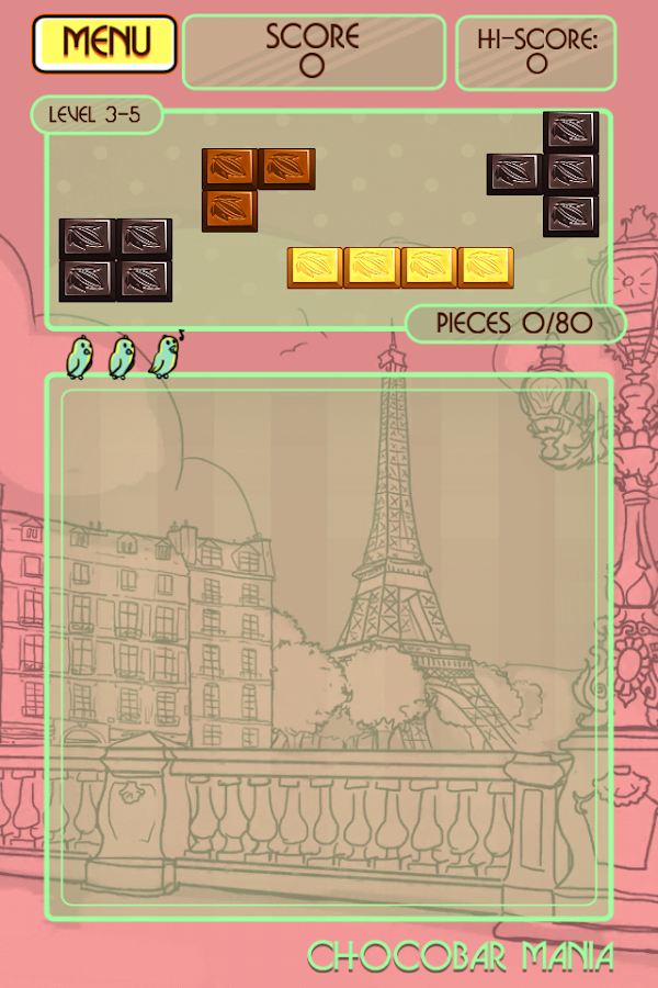 Chocobar Mania Full Free - screenshot