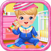 Baby care games for girls