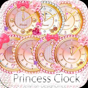个人化のキラ姫☆デコ目覚まし時計ウィジェットパック LOGO-記事Game