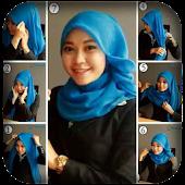Tutorial Hijab Lengkap