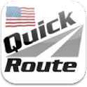 Quick Route United States icon