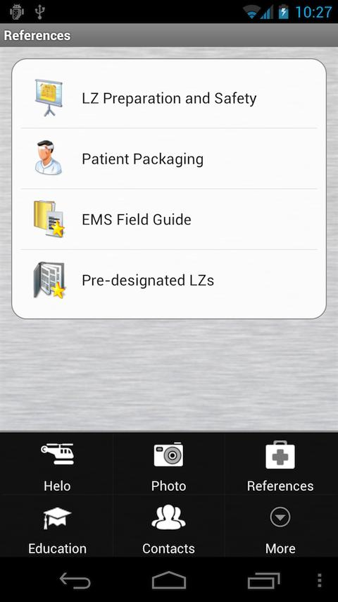 MedStar Alert - screenshot