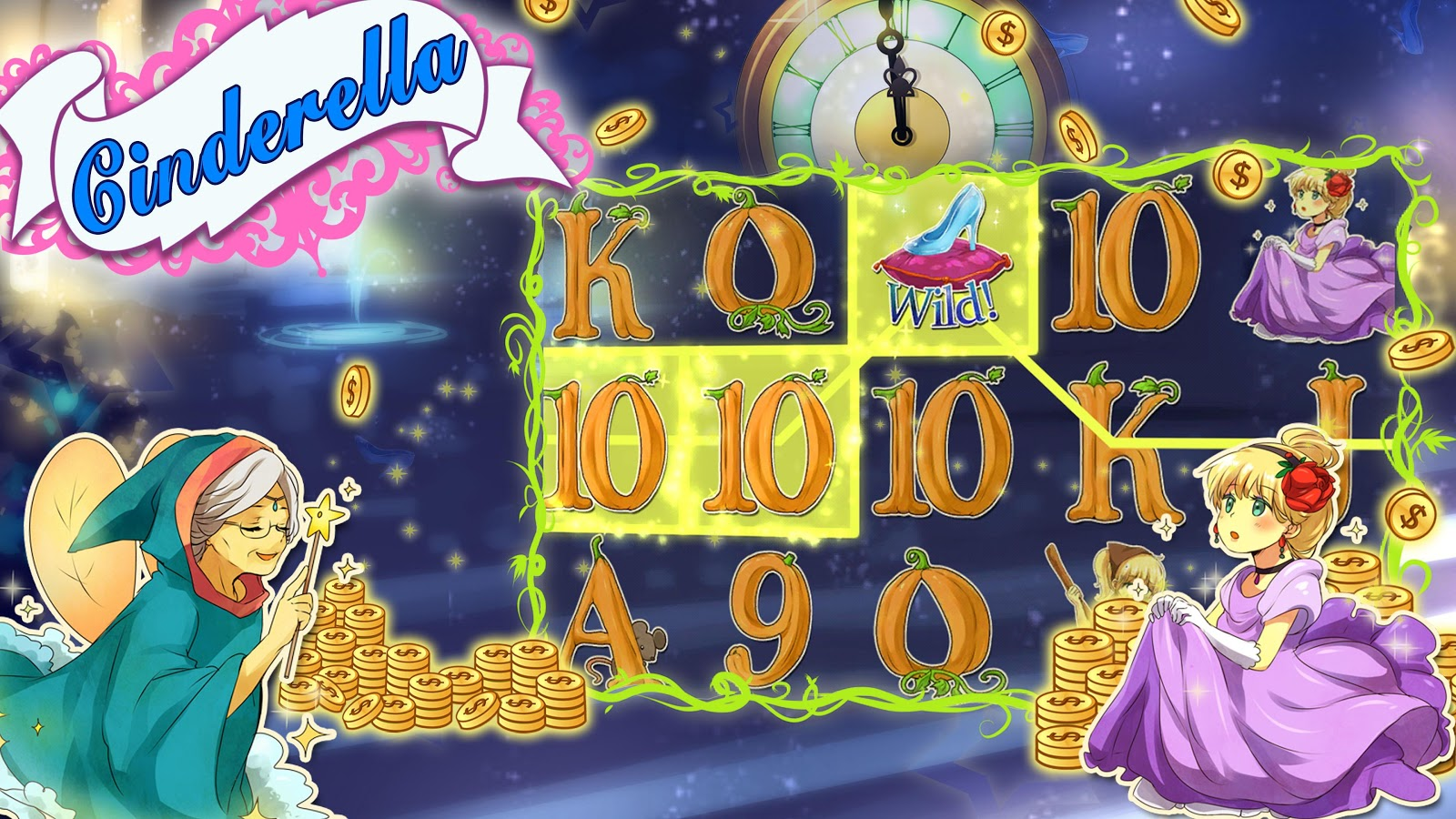 free play online slot machines fairy tale online