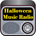 Halloween Music Radio icon