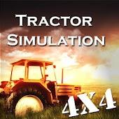 4x4 Tractor Simulator 3D