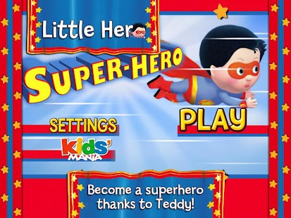 Super-Hero - Little Hero 街機 App-愛順發玩APP