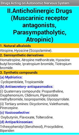 Drugs Classification Beta