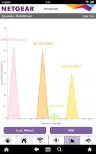 NETGEAR WiFi Analytics- screenshot thumbnail