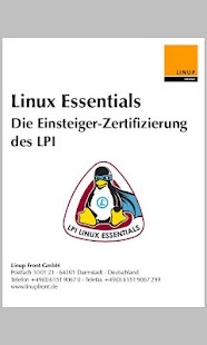 Linux Essentials (Deutsch) - screenshot thumbnail