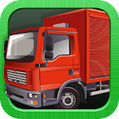 Cool Puzzles: Trucks