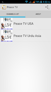 Peace Tv Eng Urdu Zakir Naik - screenshot thumbnail