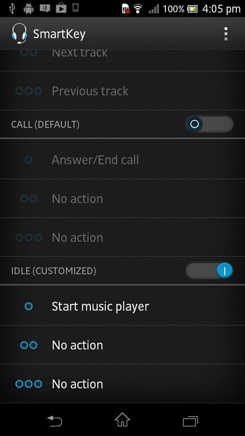 Smart Key - screenshot