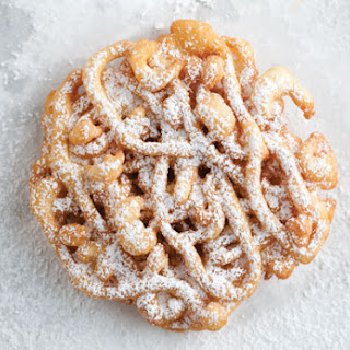 Mini Funnel Cakes.