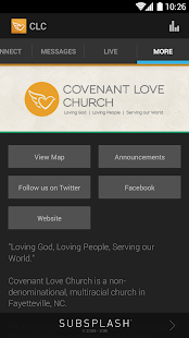 Covenant Love Church - screenshot thumbnail