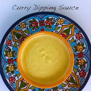 Melting Pot Curry Dipping Sauce