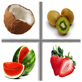 Kids Memory Game: Fruits