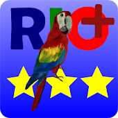 3 Stars in Birds Rio Plus