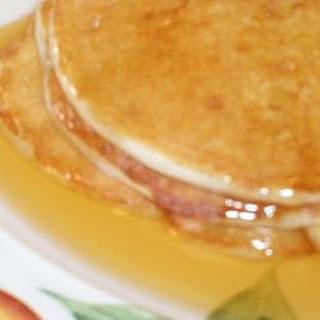 Ricotta Breakfast Pancakes.