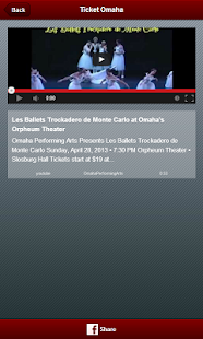 Ticket Omaha - screenshot thumbnail