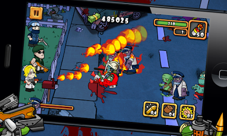 Zombie Age 1.1.1 screenshot 234845