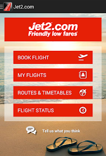 Jet2.com - screenshot thumbnail