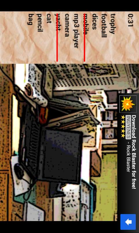Hidden Object 8- screenshot
