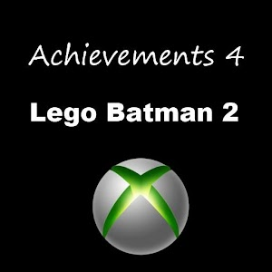 Achievements 4 Lego Batman 2